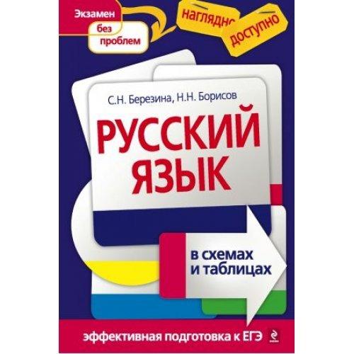 НаглядноИДоступно(о) Русский язык в схемах и таблицах (Борисов Н.Н.)