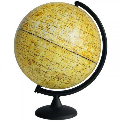 """Глобус """"Луна"""" Глобусный мир, 32см, на круглой подставке"""