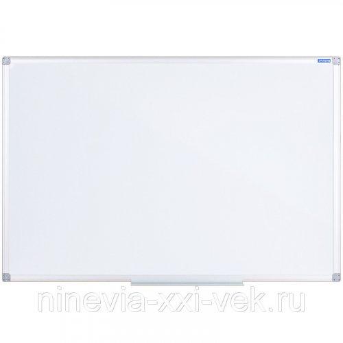 Доска магнитно-маркерная OfficeSpace, 60*90см, алюминиевая рамка, полочка