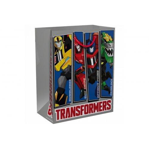 """Пакет подарочный """"Transformers"""" 350*250*90"""