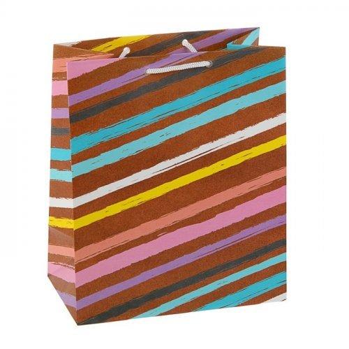"Пакет подарочный ""Айвенго"" , 24 х 20 х 10.2 см   3387590"