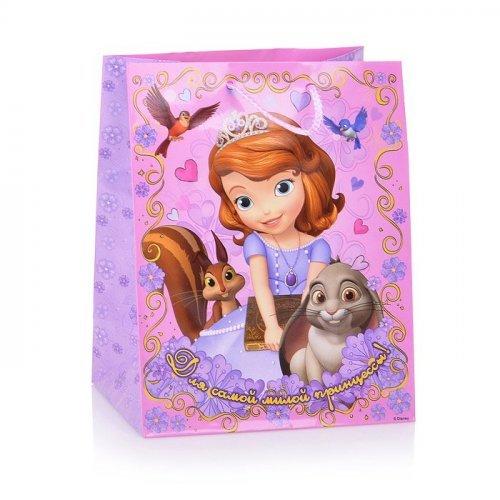 """Пакет подарочный """"Для принцессы"""" 230*180*100,София"""